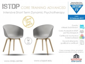 ISTDP CORE TRAINING ADVANCED
