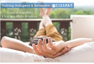 Training autogeno e benessere cisspat