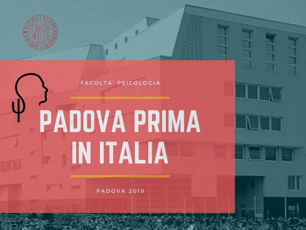 prima in italia