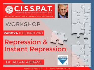 Intensive Short-term Dynamic Psychotherapy for Repression and Instant Repression