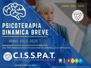 Cisspat centro Italiano studio svilupp psicoterapia breve dinamica integrata italia